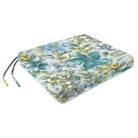 Picture of Fleurtoile Frost Square Seat Cushion