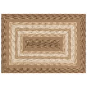 Picture of D321 BRAID BEIGE 8X10