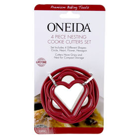 Picture of ONEIDA COOKIE CUTTER SET