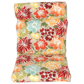 Picture of Blossom Sugarplum Steel Hinged Chair Cushion