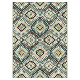 Picture of Studio Teardrop Rug 3x5-ft