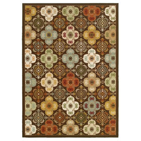 Picture of Decorative Tiles Exeter Accent Rug