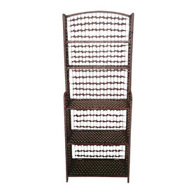 Picture of Woven Baker's Rack