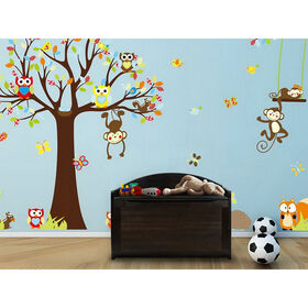 Picture of Children Toy Box - Espresso