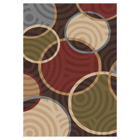 Picture of D78 Gloucester Bubbles Rug