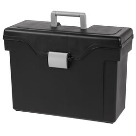 Picture of Legal File Snap-Lid Storage Box with Handle