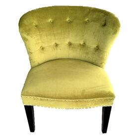 Picture of Apple Velvet London Chair