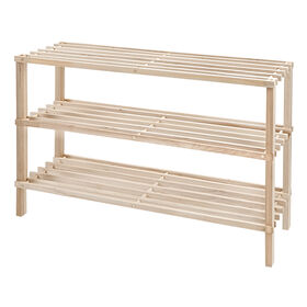 Picture of 3 Tier Wooden Rack