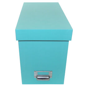 Picture of FILE BOX-BLUE