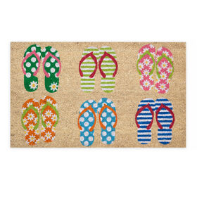 Picture of 18X30 COIR FLIP FLOPS