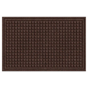 Picture of Walnut Heavy Duty Textured Mat - 2X3