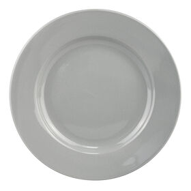 Picture of S/4 RD SALAD PLATE GRAY
