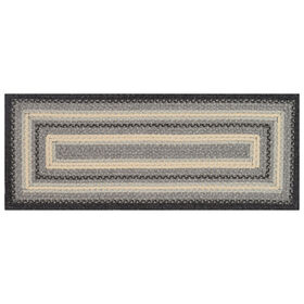Picture of D322 BRAID GREY 2X5 RUNNER