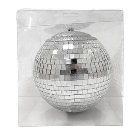 Picture of Silver Disco Ornament