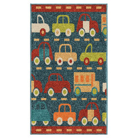 Picture of Traffic Kids Rug, 32 x 54