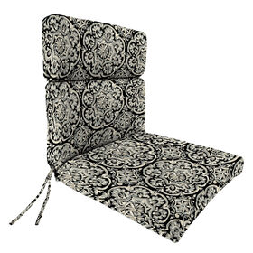 Picture of Westphalia Coal Steel Hinged Chair Cushion