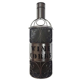 Picture of 6 X 18-in Metal Wine Cork Cage