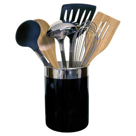 Picture of 7 Piece Tool Set with Enamel Crock