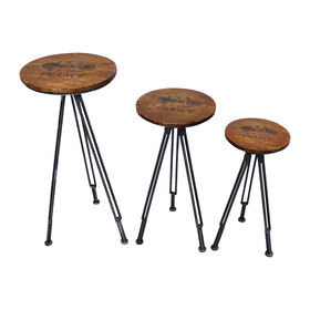 Picture of Round Tri-pod Plant Stand - Medium (Sold Separately)