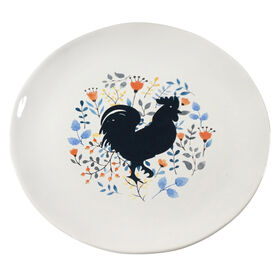 Picture of RND PLATE ROOSTER DSN 8.75IN
