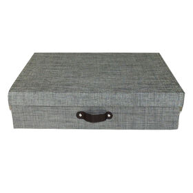 Picture of SM LETTER BOX-GREY