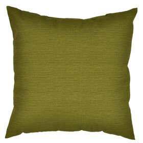 Picture of Green Square Pillow