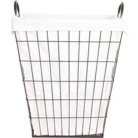 Picture of Rectangle Wire Hamper
