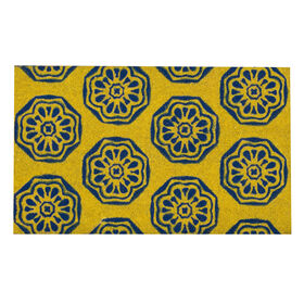 Picture of Adorned Coir Rug- 18x30 in