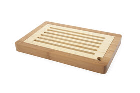 Picture of Bamboo Slotted Bread Board