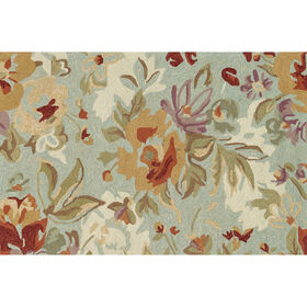 Picture of A31 Floral Mist Rug