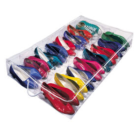 Picture of Clear Vinyl underbed shoe
