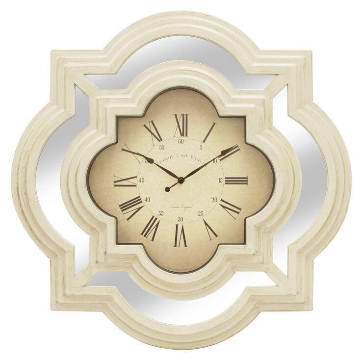 24-in Calcutta Mirror Clock