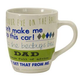 Picture of 25 oz Latte Mug - Dad