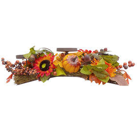 Picture of Harvest Candle Centerpiece