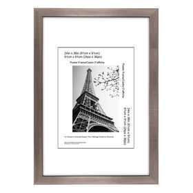 Picture of 24 X 36-in Champagne Dotty Poster Frame