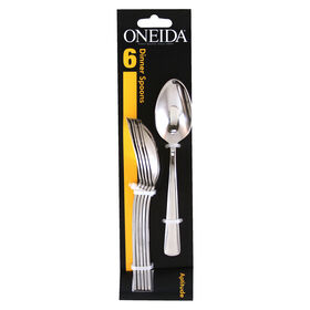 Picture of Oneida Aptitude Dinner Spoons - Set of 6