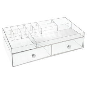 Picture of Clarity 2-Drawer Cosmetic Organizer