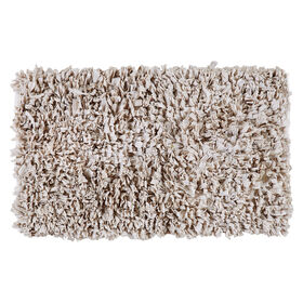 Picture of Natural Paper Shag Accent Rug 20 X 34-in