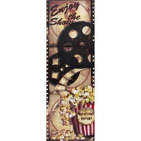 Picture of 12 X 36-in Movie Reel Studio Art