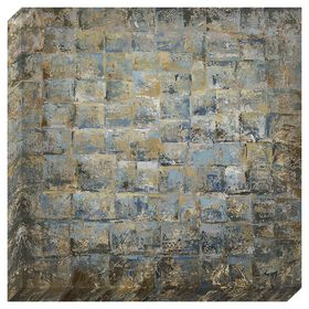 Picture of GA TEX 40X40 BLUE SQUARES HP