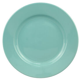 Picture of S/4 RD SALAD PLATE TURQ