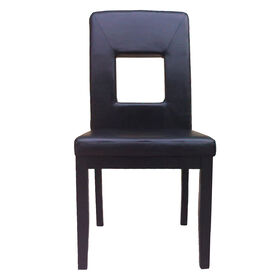 Picture of Black Nichola Dining Chair - Set of 2