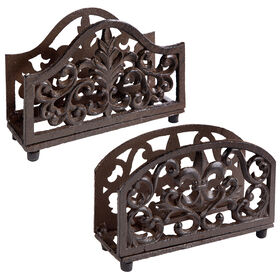 Picture of Cast Iron Napkin Holder