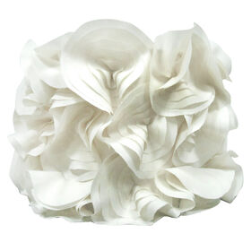 Picture of Large Ivory Flower- 12x13x9 in.