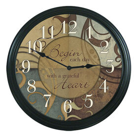 Picture of 12-in Sentiment Clocks