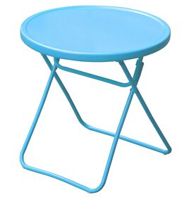 Picture of Retro Folding Table - Turquoise
