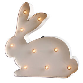 Picture of 13  MARQUEE METAL BUNNY