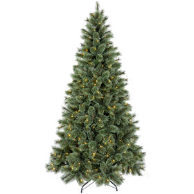 Picture of T3 7ft Christmas Tree with Dual LED Lights