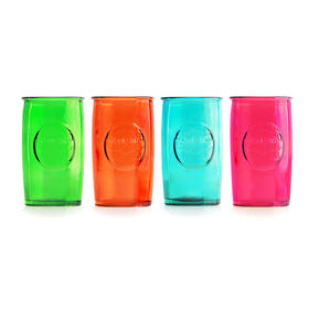 Picture of 16-oz Yorkshire Clear Cooler Glasses - Set of 4