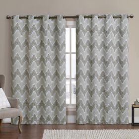 Picture of Marlie Blackout Grommet Panel  - Taupe